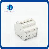 Interruttore miniatura solare MCB di CC 250V 500V 750V 800V 1000V 63A 4p di PV
