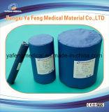 rouleau de la gaze 4ply d'emballage bleu de papier de métier