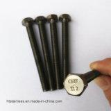 Boulon hexadécimal en titane Ti2 Boulon hexadécimal Boulon creux Ti Grade2 Boulon à oeil Ti2