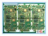 Green Fr4 4 capas y multicapa Immersion Gold PCB