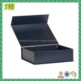 Caixa de presente rígida de papel com tampa magnética
