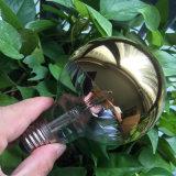 2W 4W 6W 8W G80 halbe Heizfaden-Birnen-Lampen des Silber-LED