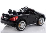 12V de vergunning gegeven Rit van Mercedes SL65 op het Stuk speelgoed van de Auto