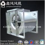 Convenio 355 de alta presión hacia atrás y delante del ventilador completa