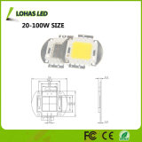 COB LED Chip 10W 20W 30W 50W 100W Blanc chaud Blanc Cool RGB High Power LED Chip