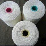 編むことのためにワックスを掛けられる55%Linen/45% Polyeser Ne 16sヤーン