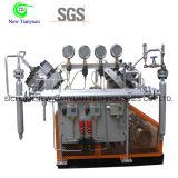 크립톤 가스 격막 또는 막 압축기 세륨은 품질 보장을%s 증명했다