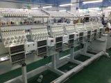Tapa de alta calidad Feiya Precio de la máquina de bordado con Software Tajima
