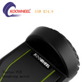 Koowheel Balance Scooter com Bluetooth Music Warehouses no exterior Un38.3 Bateria e UL 1642 Bateria / UL 60950-1charger