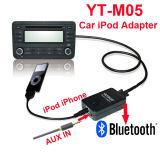 Suporte a rádio Blaupunkt para iPhone iPod Aux na unidade de módulo de entrada (YT-M05)