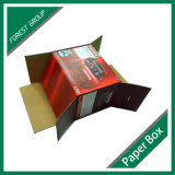 De aangepaste Verpakking van het Vakje van het Document van het Karton voor Hulpmiddelen