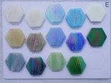 プールHexigonのためのガラスモザイク48