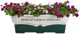 長方形のプラスチック植木鉢(KD8330)