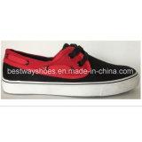 La zapatilla de deporte ocasional más nueva de los zapatos de los deportes del zapato de lona