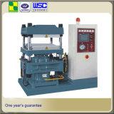 Máquina de imprensa de vulcanização para produtos de melamina