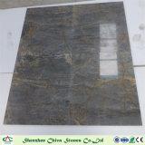 タイルまたはカウンタートップまたは虚栄心の上のためのShakspeareの灰色の大理石の平板