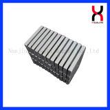 De tamaño personalizado super fuerte bloque magnético con agujeros