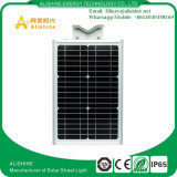 3 años de garantía IP65 LED Solar lámpara de luz de la calle Al-X15.