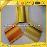 6063 Fabriek van de Uitdrijving van het Aluminium van T 5 de Geanodiseerde Zandstralende