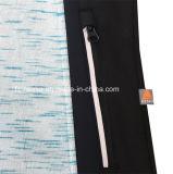 La couleur imperméable à l'eau extérieure de mélange de fermeture éclair de ventes chaudes de modèle d'OEM tricotée vêtx la jupe de femmes