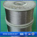 Провод нержавеющей стали высокого качества для сбывания (0.02 до 0.5mm)