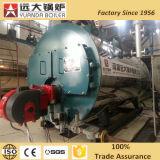 Caldeiras de vapor despedidas gás &#160 do petróleo da série de Wns do preço de fábrica;
