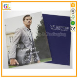 Изготовленный на заказ Softcover каталог в печатание полного цвета