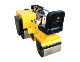 Kleine Fahrt auf Aufbau-Maschinerie-Straßen-Rollen-Zerhacker-Verdichtungsgerät