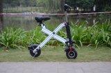 250Wブラシレスモーター電気バイクを折る10インチ