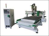 Машина 1325 шкафа мебели гравировки маршрутизатора CNC 3 процессов деревянная для сбывания