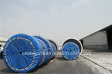 Nastro trasportatore di gomma resistente all'uso per estrazione mineraria