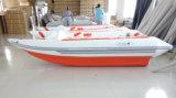 アルミニウムトランサム(FQB-S)が付いているZapcatの膨脹可能なボート