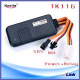 Voiture GPS tracker configuré avec un accéléromètre (TK116)