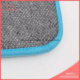 カスタム珊瑚の羊毛のスリップ防止基礎マット