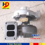 Motor Turbocompresor 6wg1 Turbolader Soem (114400-3830)