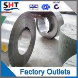 304 304L 316 316L 310S 409 430 laminato a freddo il prezzo della bobina dell'acciaio inossidabile