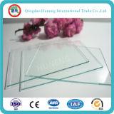 1mm delgadas de vidrio / hoja de cristal claro con Ce ISO