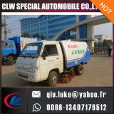 2 in 1 LKW eingehangener Straßen-Kehrmaschine