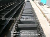De in het groot Nieuwe Transportband van de Producten van de Leeftijd RubberMet Zijwand en de Grote Transportband van de Zijwand van de Hoek