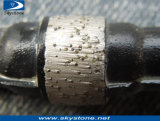 Granito de alambre del diamante vio para el corte de la cantera