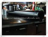 NBR/SBR/EPDM/Неопреновый чехол на заводе лист резины, резиновый коврик на полу