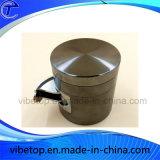 Amoladora de la aleación del aluminio/del cinc de la herramienta del tabaco de la exportación del fabricante de China