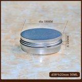 косметика алюминиевых чонсервных банк 50g залуживает Cream опарникы