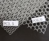 Placa de favo de mel (PC8.0 plástico)
