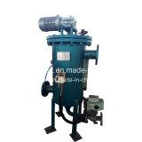 De automatische Filter van het Water van de Filter van de Borstel Industriële
