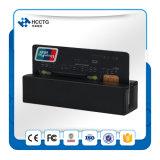 최신 판매 소형 Portable USB 자석 줄무늬 및 IC 카드 판독기 Hcc100