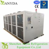 Compressor de parafusos duplos Refrigerador de água refrigerado a ar / Bomba de calor da fonte de ar / Ar para água Chiller