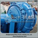 Pompe centrifuge de boue de qualité de pression horizontale résistante à l'usure de traitement des eaux