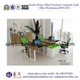 Melamin-Büro-Arbeitsplatz-moderne Büro-Möbel (WS-05#)