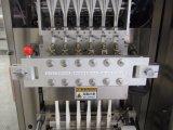 Gránulos de azúcar blanca palillo de la máquina de embalaje con la función de formación de llenado y sellado